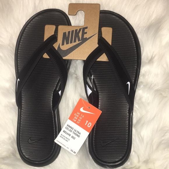3e58ea4cecce Nike women s ultra celso thong sandals